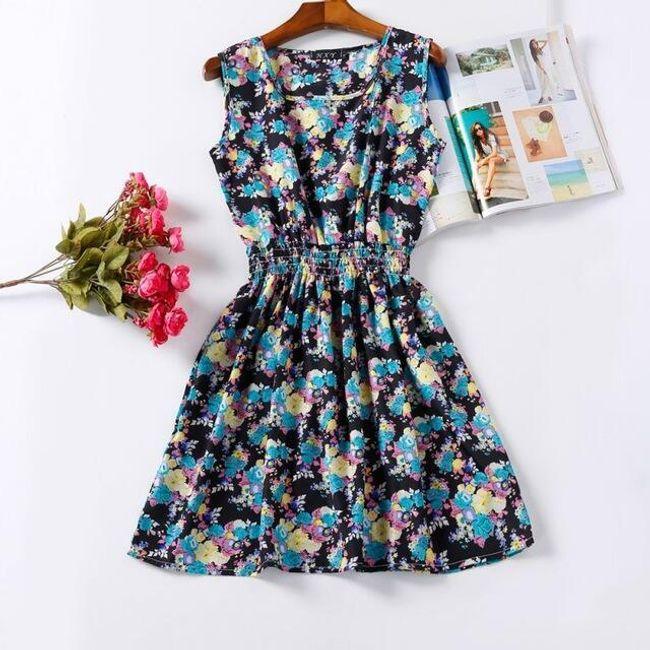 Rozmanité letní šaty - Vzor: 13 - Velikost: 3 1