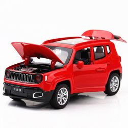 Araba modeli Jeep Renegade