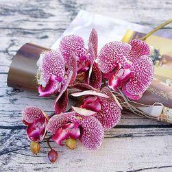 Mesterséges pillangó orchidea - 4 szín