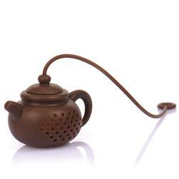 Sítko na čaj ve tvaru konvičky