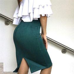 Dámská sukně Gloria - Béžová-velikost č. 4