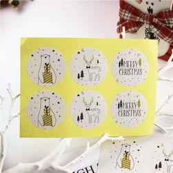 Sticker Merry
