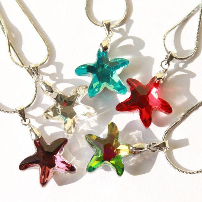 Ogrlica sa priveskom u obliku zvezde 1