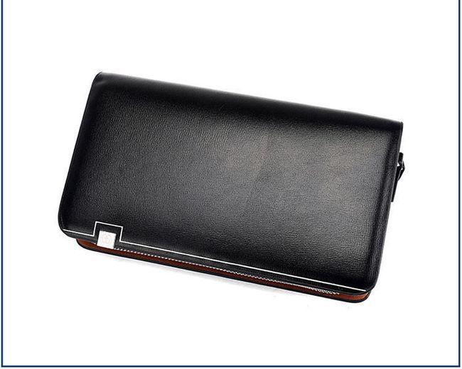 Férfi dupla pénztárca - 3 szín