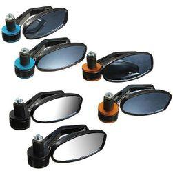 Oglinzi retrovizoare universale pentru ghidon - 3 culori