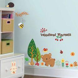 Настенные наклейки для детей B06249