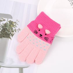 Dziecięce rękawice Wo4