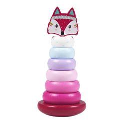 Ahşap oyuncak Fox