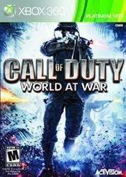 Hra (Xbox 360) Call of Duty World at War