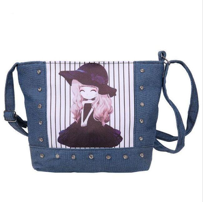 Dívčí kabelka - 6 variant 1