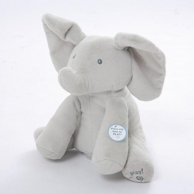 Zpívající slon V30 1