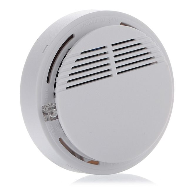 Bežični detektor dima 1