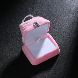 Krabička na prstýnek - kabelka