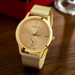 Dámské hodinky LW86 Zlatá barva