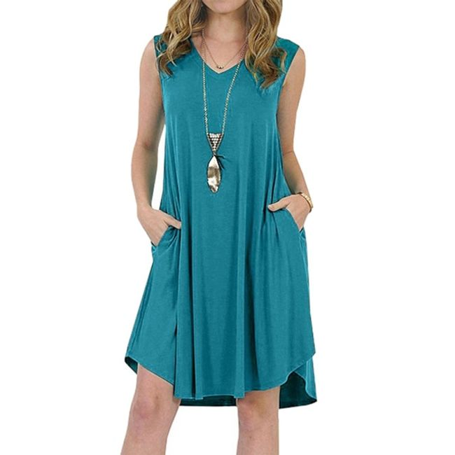 Bayan elbise Louella 1