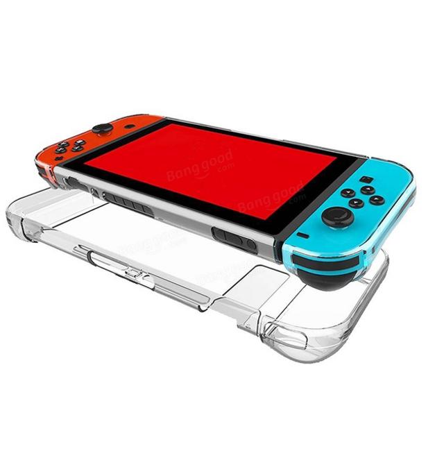 Ochranný průhledný kryt pro Nintendo Switch 1