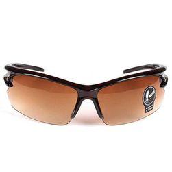 Sportowe okulary przeciwsłoneczne w kilku kolorach
