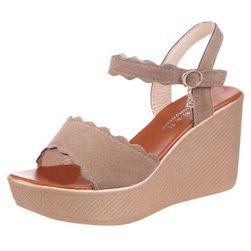 Damskie buty na koturnie Lucille