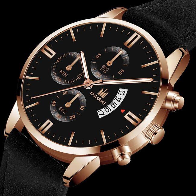 Pánské hodinky MW518 1