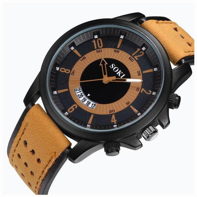 Męski zegarek KL701 1
