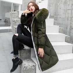 Damski płaszcz zimowy Brandie - 5 kolorów