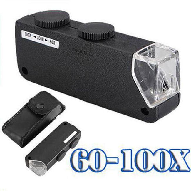 Mikroskop sa LED osvetljenjem 1