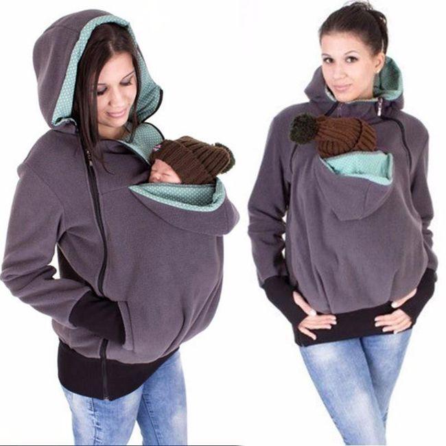 Jopa za mamice - žep za dojenčka 1