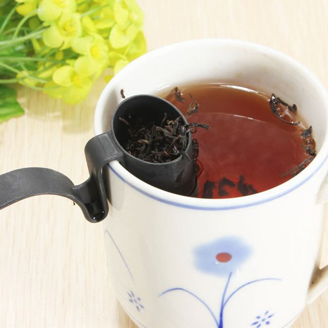 Praktyczny filtr na sypaną herbatę 1