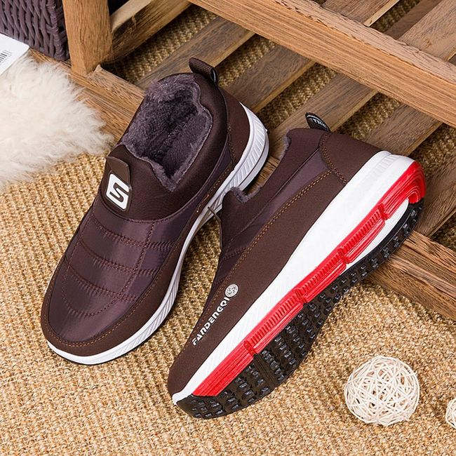 Мужские зимние ботинки Kenneth 1