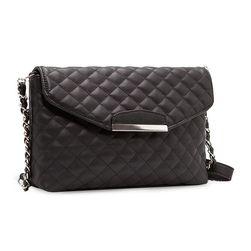 Dámská kabelka v elegantním provedení - černá