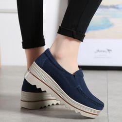Dámské boty na platformě Geona