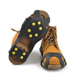 Универсален протектор против хлъзгане за обувки
