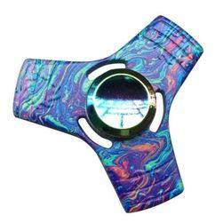 Fidget spinner colorat - 6 variante