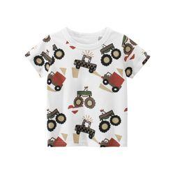 Тениска за момчета BZR8