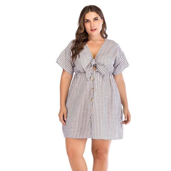 Dámské plus size šaty TF6948 1