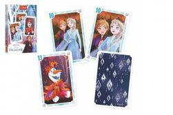Černý Petr Ledové království II/Frozen II společenská hra v papírové krabičce 6x9x1cm 20ks v boxu RM_89008483