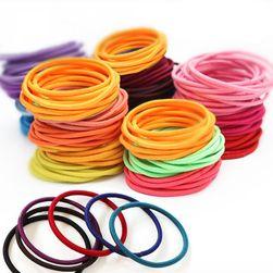 Sada barevných gumiček - 30-100 kusů