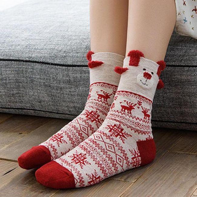 Dámské ponožky DP1 1
