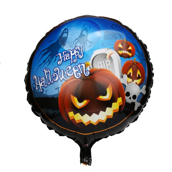 Balon - Happy Hallowee 1