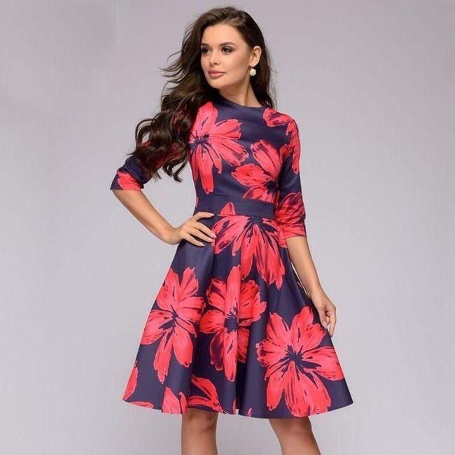 Dámské šaty Isadora 1