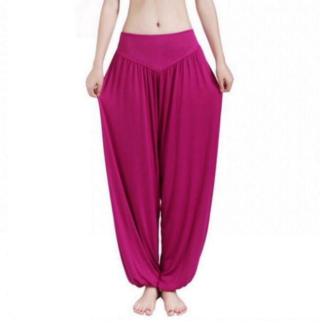 Haremske pantalone Carissa 1