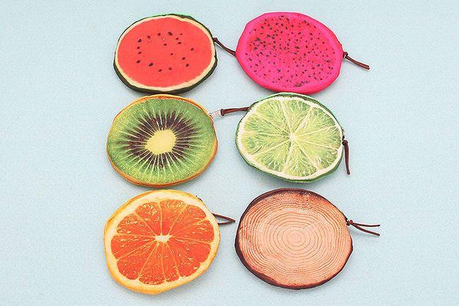 Kis pénztárca gyümölcs formában 1