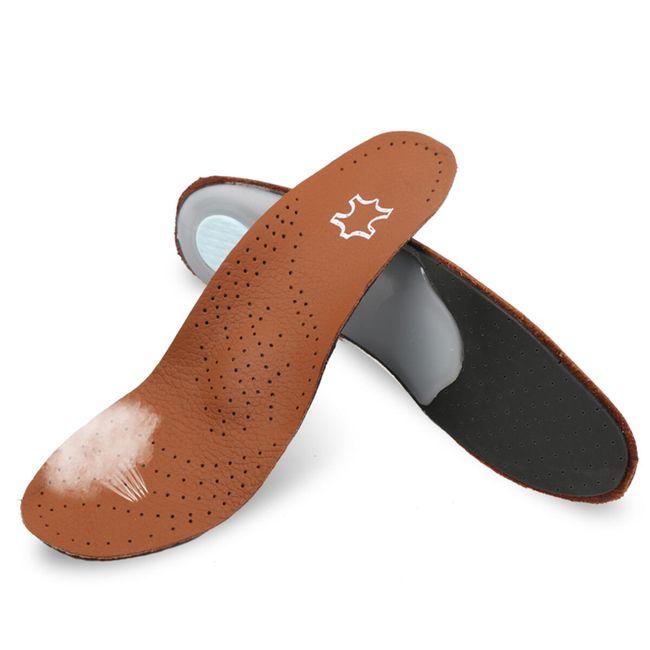 Vložky do bot s podporou klenby 1