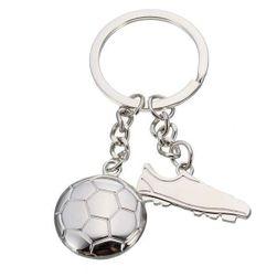 Futbolcu anahtarlık