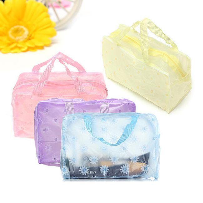 Kozmetička providna torba 1