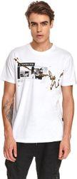 TopSecret мъжка тениска QO_551303