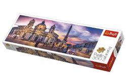 Puzzle Piazza Navona, Rim panorama RM_89129501