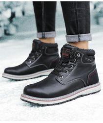 Мужские зимние ботинки Charlot