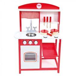 Dětská kuchyňka s přísl. 5ks