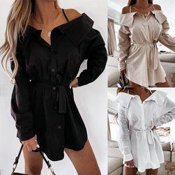 Ženska košulja-haljina BR_CZFZ00818